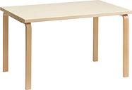 Artek Aalto table 81B, birch