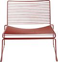 HAY Hee lounge chair, rust