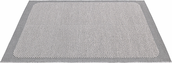 Muuto Pebble rug, light grey