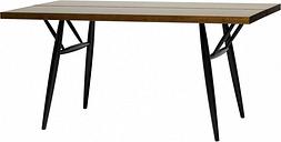 Artek Pirkka table, brown-black