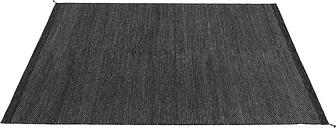 Muuto Ply rug, midnight blue