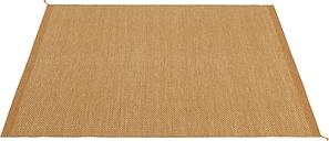 Muuto Ply rug, burnt orange