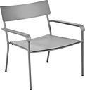 Serax August lounge chair, grey