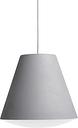 HAY Sinker pendant, large, grey
