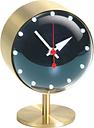 Vitra Night Clock, brass