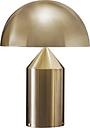 Oluce Atollo 238 table lamp, gold