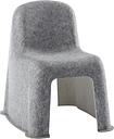 HAY Little Nobody chair, light grey