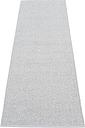 Pappelina Svea rug, 70 x 240 cm, grey metallic