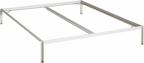 HAY Connect bed, white