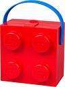 Room Copenhagen Lego Box with handle, red