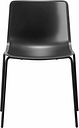 Fredericia Pato chair, 4 legs, black