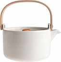 Marimekko Oiva teapot 0,7 L, white