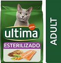 Ultima Esterilizado Adult con salmón para gatos - 3 kg