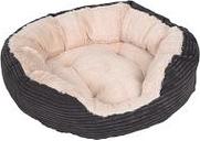 Cama Cozy Cord para mascotas - 51 x 43 x 15 (L x An x Al)