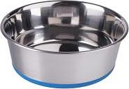 Comedero Premium de acero inoxidable - 1,9 litros, diámetro 21 cm