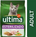 Ultima Esterilizado Adult con pollo para gatos - 3 kg