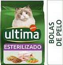 Ultima Esterilizado Bolas de pelo para gatos - 7,5 kg