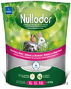 Nullodor arena de sílice para gatitos y roedores - 3 l (1,5 kg)
