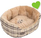 zoolove cama Sweet Home para mascotas - 55 x 45 x 21 cm (L x An x Al)