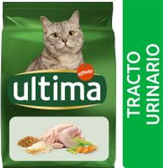 Ultima Tracto Urinario con pollo para gatos - 7,5 kg