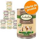 Lukullus sin cereales - Pack de prueba - 6 x 300 g