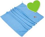 zoolove toalla de microfibra Turbo-Dry para mascotas - 100 x 70 cm (L x An)