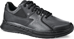 Shoes for Crews Stay Grounded Mens Trainers Black 42 Size: 42