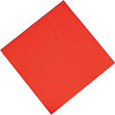 Fasana Dinner Napkins Red 400mm (Pack of 1000)