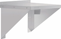 Vogue Stainless Steel Microwave Shelf