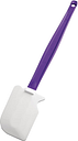 Rubbermaid Colour Coded Hi-Heat Scraper Purple 340mm