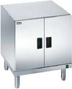 Lincat Silverlink 600 Heated Pedestal With Top, Legs and Doors HCL6