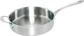 Vogue Tri Wall Saute Pan 280mm