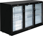 Polar G-Series Back Bar Cooler with Hinged Doors 320Ltr