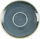 Olympia Kiln Cappuccino Saucer Ocean 160mm (Pack of 6)