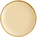 Olympia Kiln Round Plate Sandstone 280mm (Pack of 4)