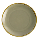 Olympia Kiln Round Plate Moss 280mm (Pack of 4)