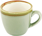 Olympia Kiln Espresso Cup Moss (Pack of 6)