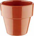 APS Flowerpot 90mm Terracotta