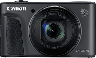 "20.3 Megapixels 40x Optical Zoom 3.0"" LCD Screen SD / SDHC Compliant Black 1 Years RTB Warranty"