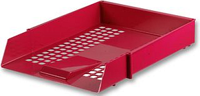 Q-CONNECT Q CONNECT LETTERTRAY RED