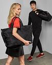 Plain Large Nylon Tote Bag