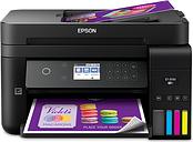 Epson WorkForce ET-3750 EcoTank All-in-One Supertank Printer - Refurbished