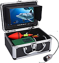 30m 1000tvl underwater fishing video camera kit 6 pcs led lights with 7 inch color monitor