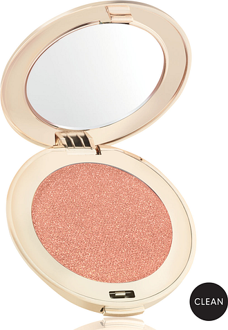 PurePressed Blush - Whisper (shimmering peachy pink)
