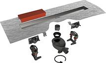 ESS Rohbauset M-2 Modulo 50 cm, Swh 35 mm, EDM2 500-35 EDM2500-35