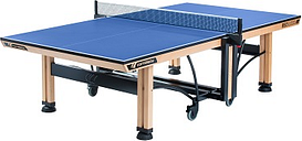 """Cornilleau Tischtennisplatte """"Competition 850 Wood"""", Blau"""