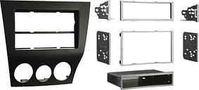 Metra - Dash Kit for Select 2009-2011 Mazda RX8 - Black