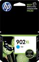 HP - 902XL High-Yield Ink Cartridge - Cyan