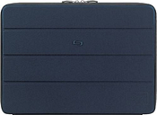 "solo New York - Bond Sleeve for 15.6"" Laptop - Navy"