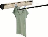 Household Essentials 5-Line Retractable Clothesline